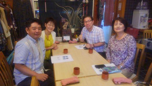 神話カフェ in 味な大富(2016.08.27)